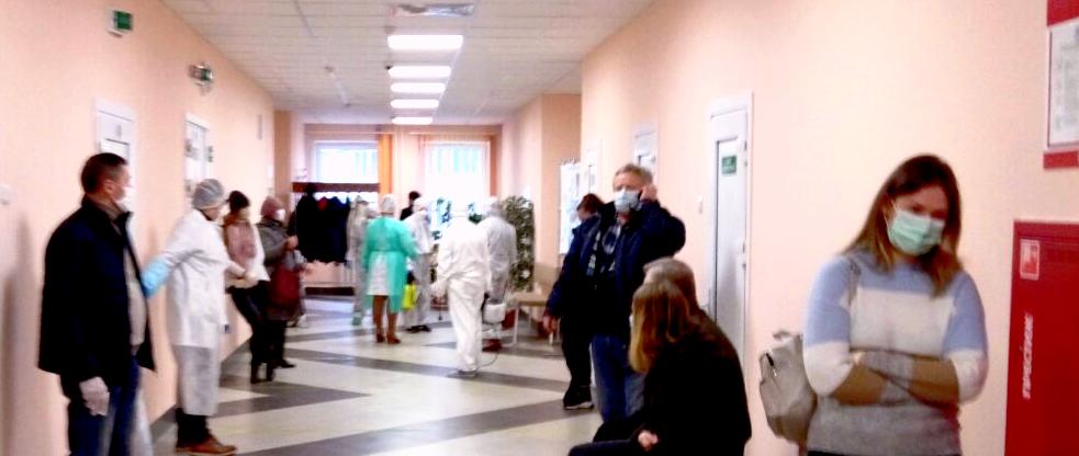 Квест - сделай флюорографию в поликлинике на Маргелова 2.