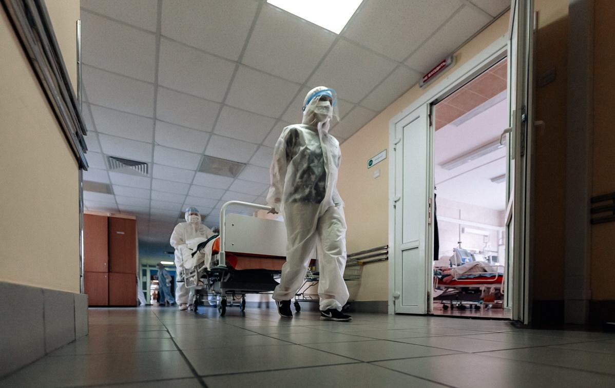 11289 человек с корнавирусом зарегистрировано в Беларуси