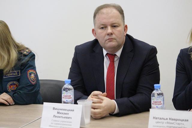 В Витебске назначен новый начальник облздрава. Что о нем известно?