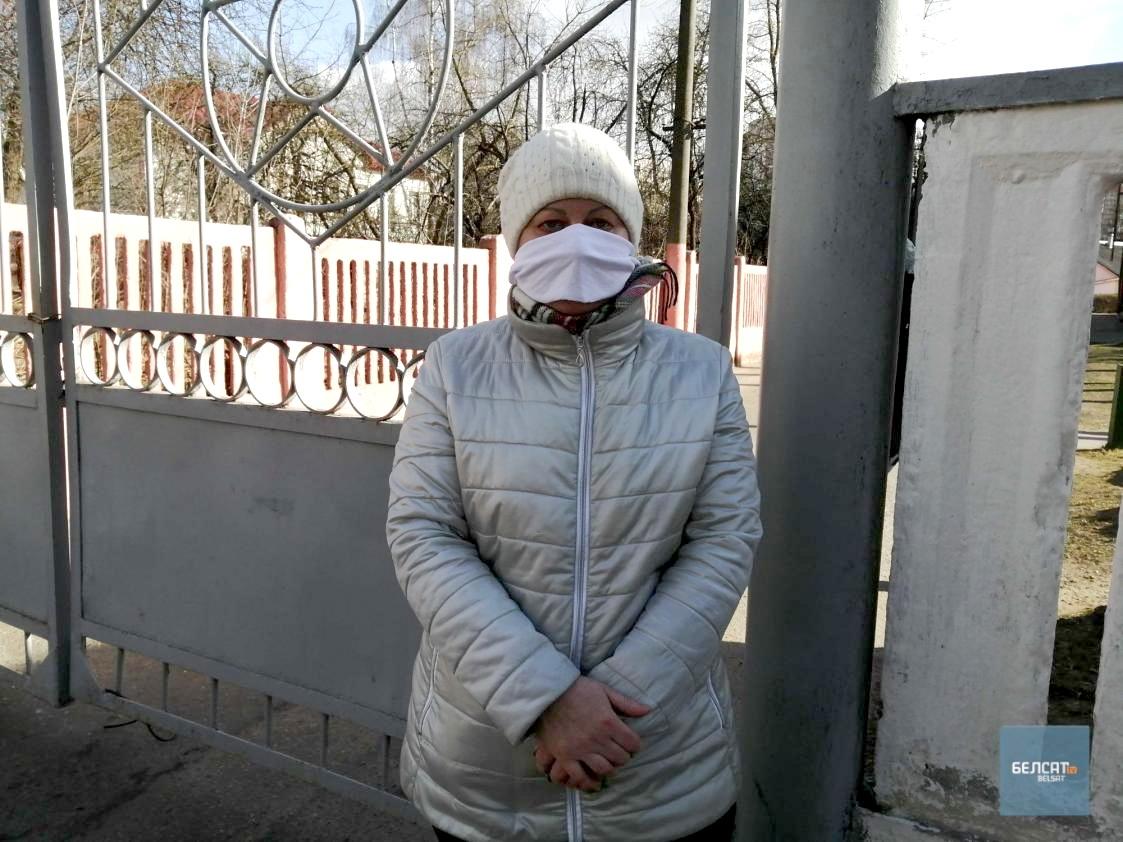 В Витебске умерла женщина с пневмонией. «У нее был коронавирус», утверждает ее дочь