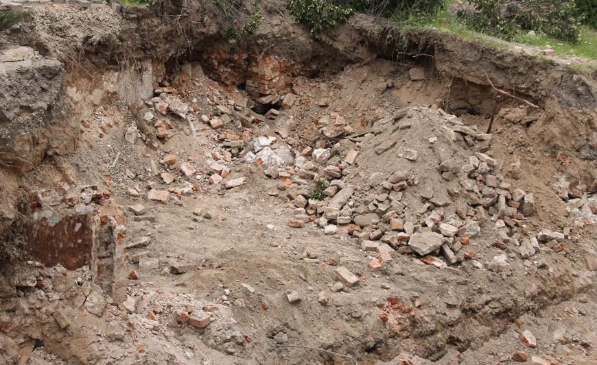 «Археологи на экскаваторе» нашли точное место где жила семья жены Марка Шагала в Витебске