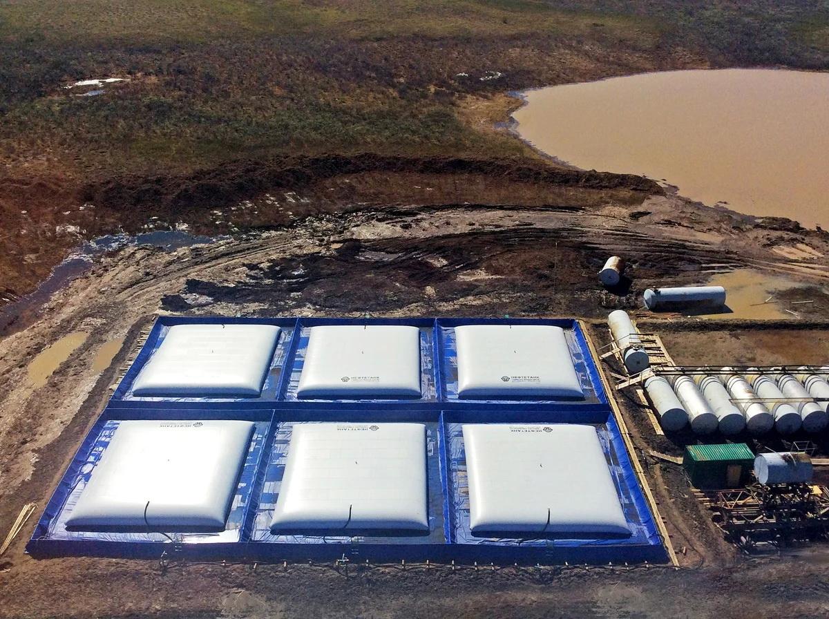 Как происходит хранение нефти и продуктов ее переработки