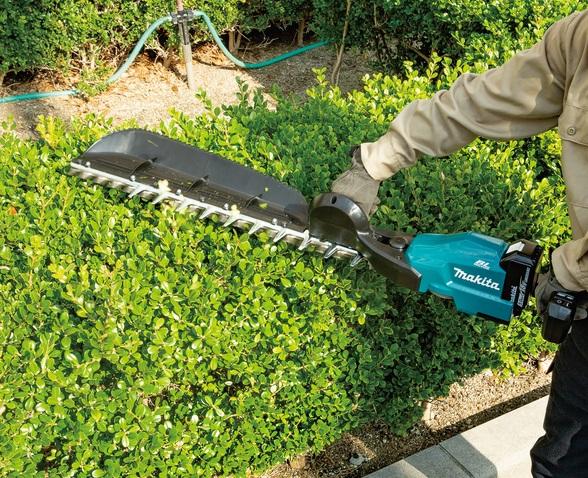 Отличные инструменты Makita для садов и парков