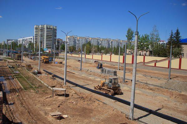 Когда откроют новую дорогу в Билево в Витебске?