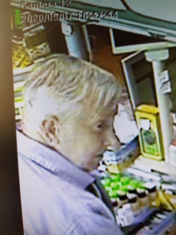 В Витебске разыскивается мужчина похитивший средства с банковской карты