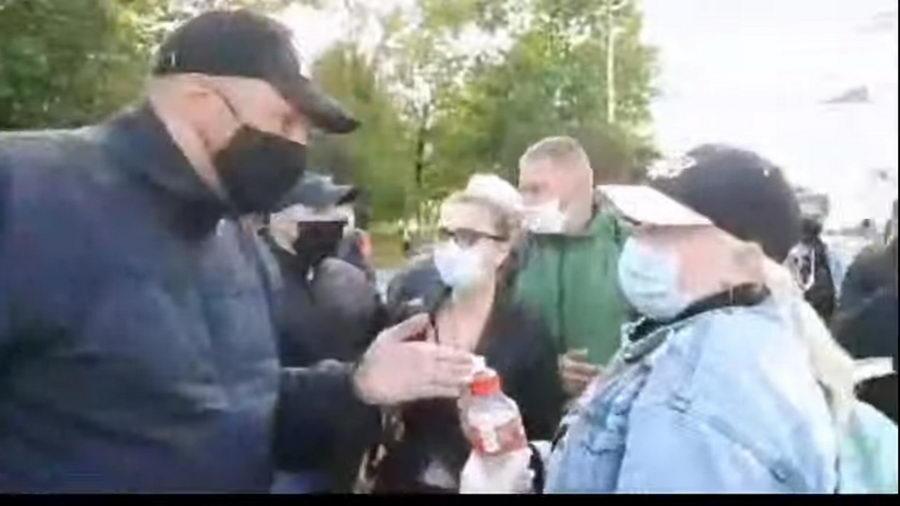 Исполнителем провокации против Тихановского стала проститутка из Минска