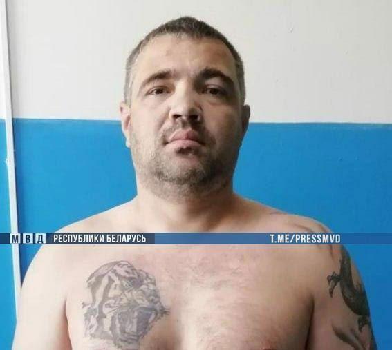 В Орше задержан «смотрящий за городом» (видео)