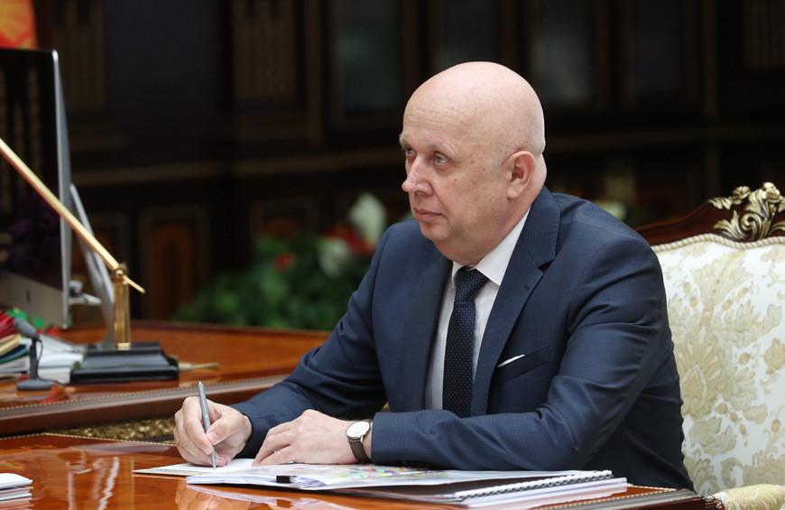 Лукашенко наказал Сиваку вместе с милицией навести полный порядок в Минске