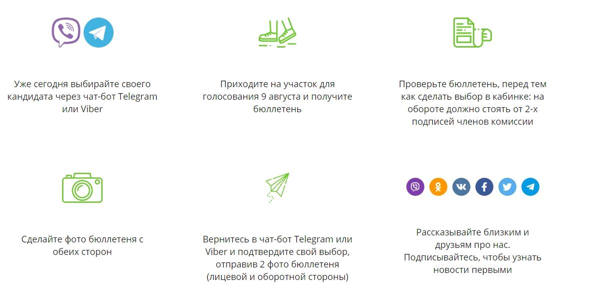 В системе «Голос» уже зарегистрировались полмиллиона белорусов