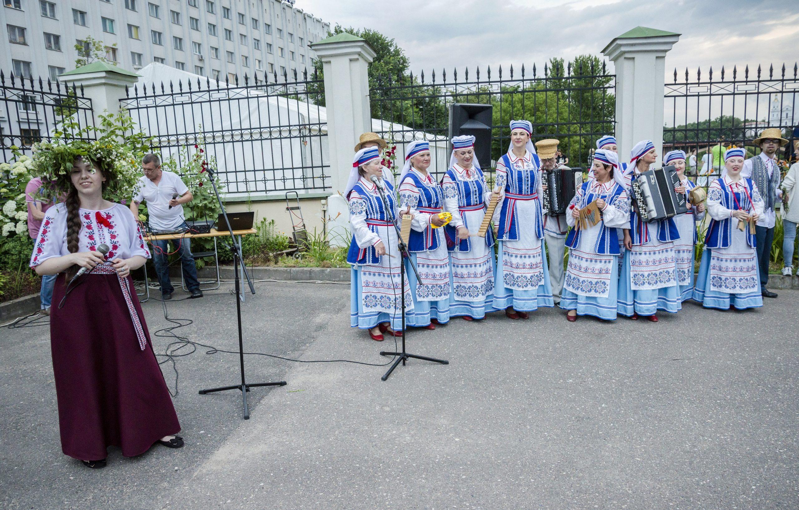Гарачае Купалле ў Задзвінні