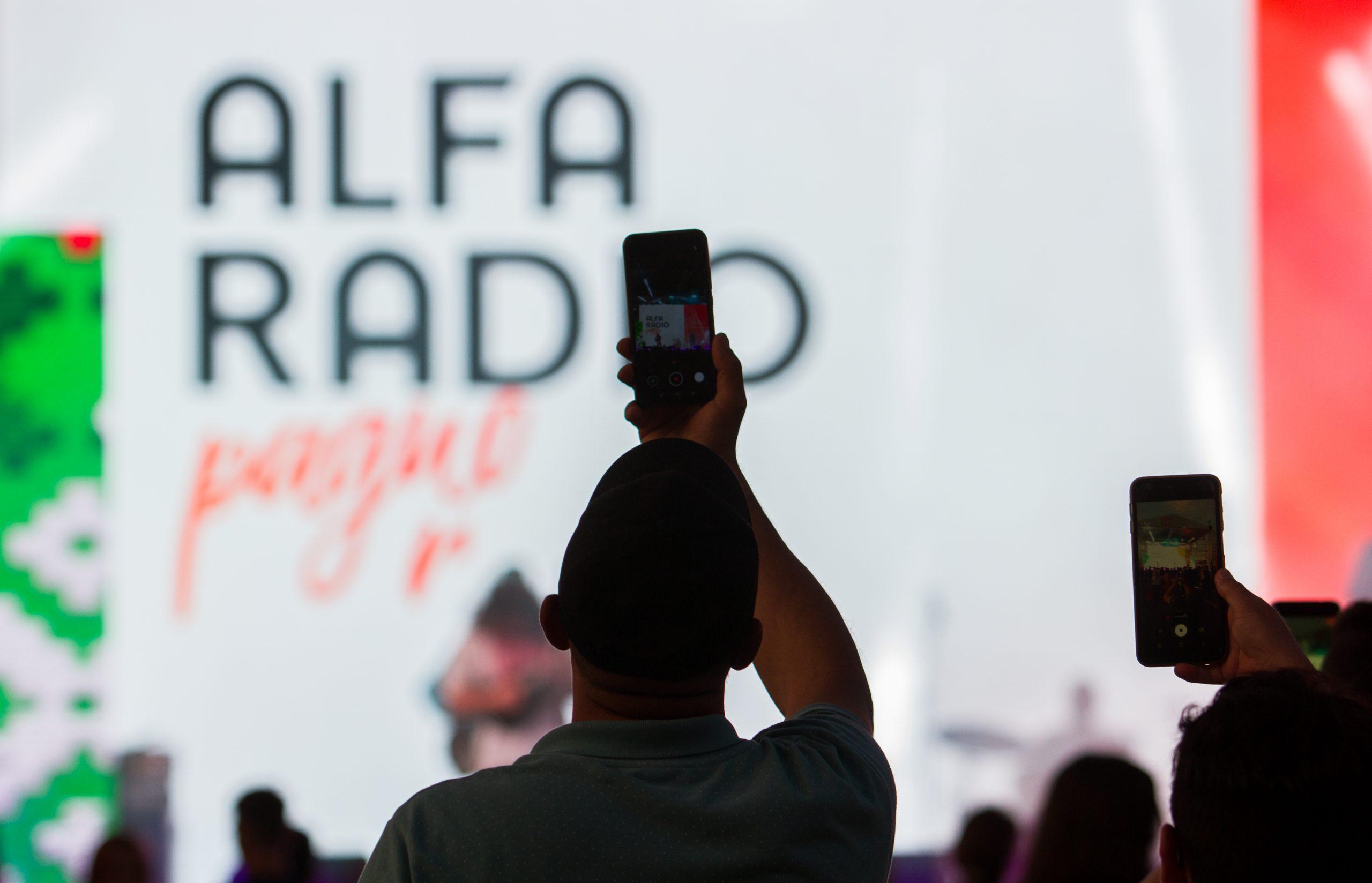 «Альфа Радио» начало региональное вещание в Витебске