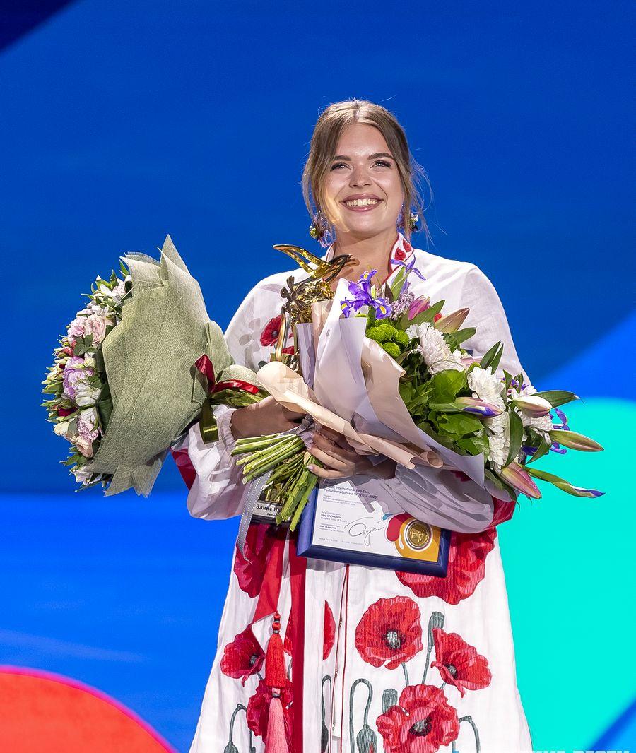Гран-при «Славянского базара» досталось белорусу Роману Волозневу