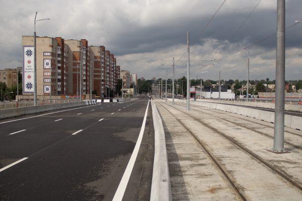 Смотрите как выглядит Полоцкий путепровод в Витебске накануне открытия