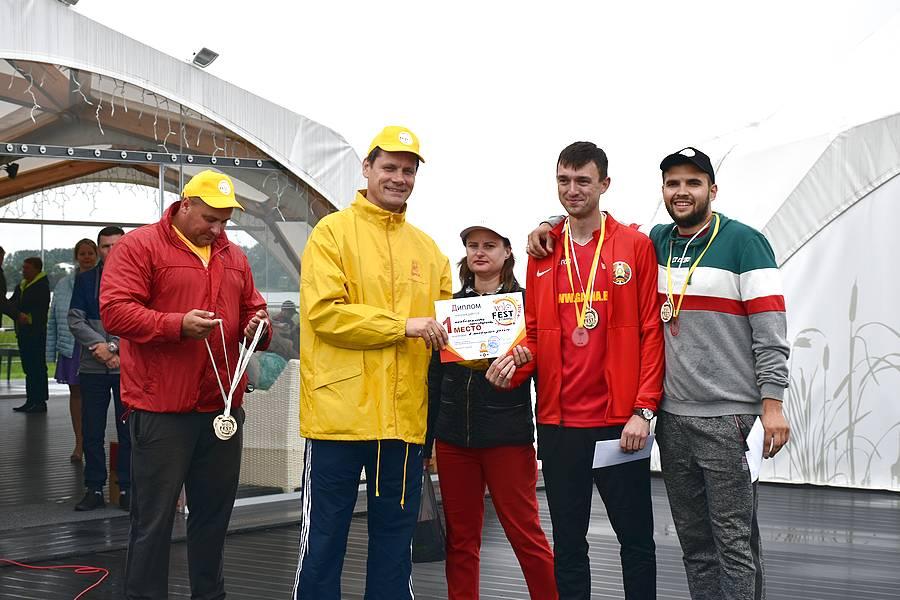 В Витебской области прошло фестиваль «ВелоFеst у Ганны — 2020»