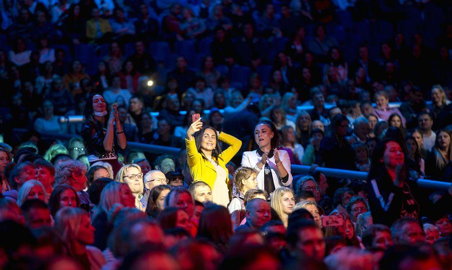 Как прошел концерт «Золотой хит». Фотоотчет