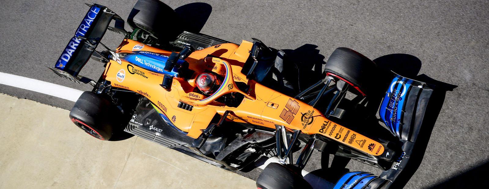 Завод в Миорах стал партнером команды Formula 1