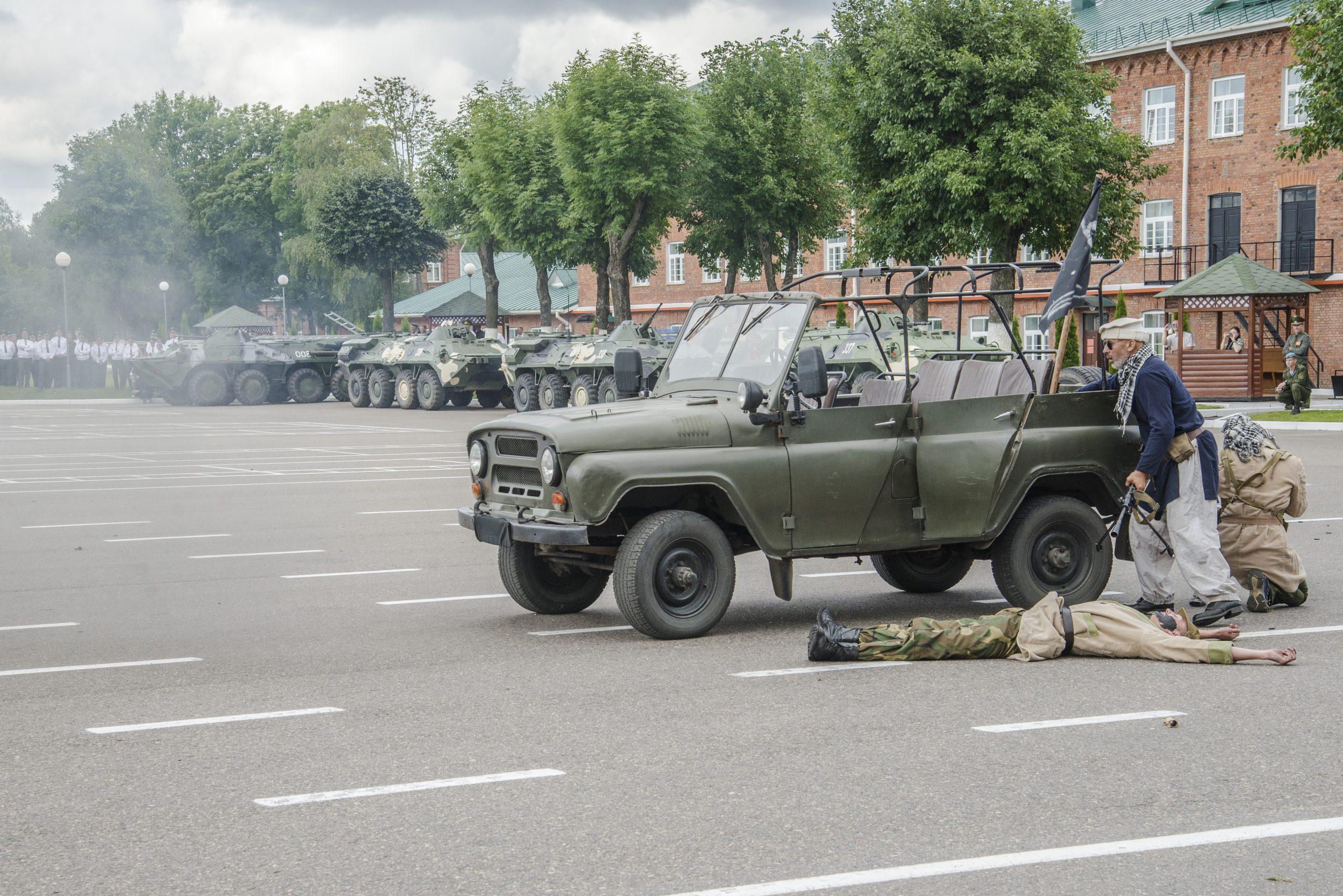 90 лет «Войскам Дяди Васи» с Витебщины. За ВДВ!