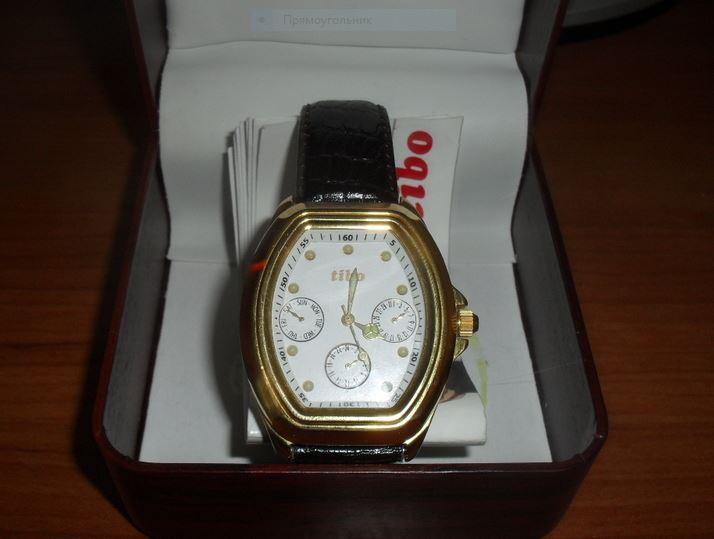 Золотые часы от Президента. Рассмотрим внимательно подарок губернатору Витебской области