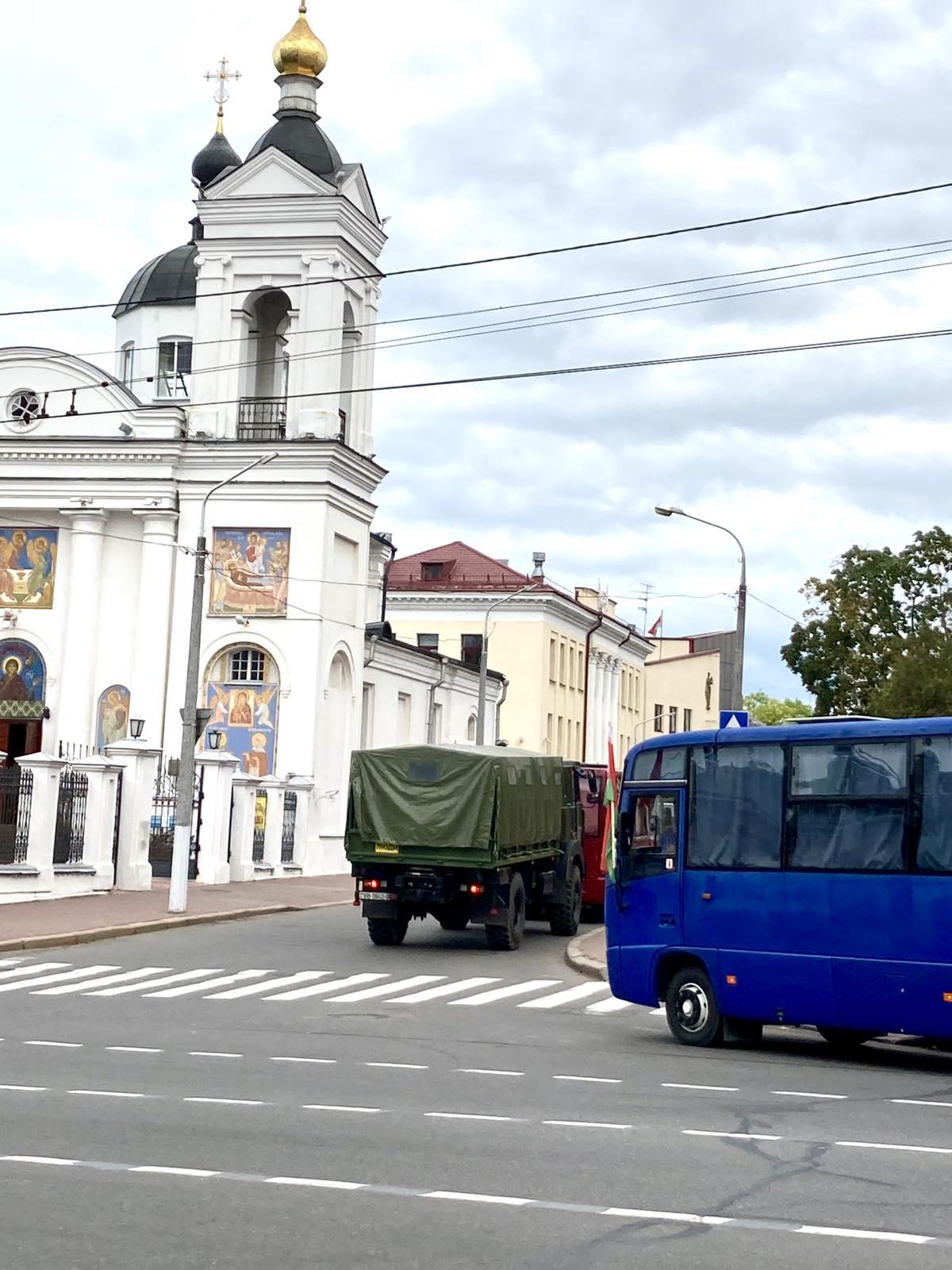 Мирный протест в Витебске пытались «оседлать» «тихари», чтобы загнать людей в ловушку и совершить «хапун»