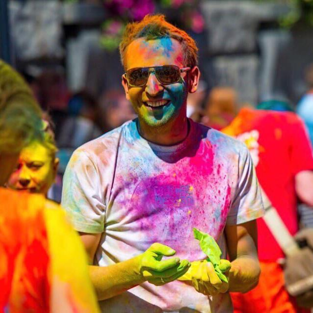 В Витебске пройдет Фестиваль красок ColorFest