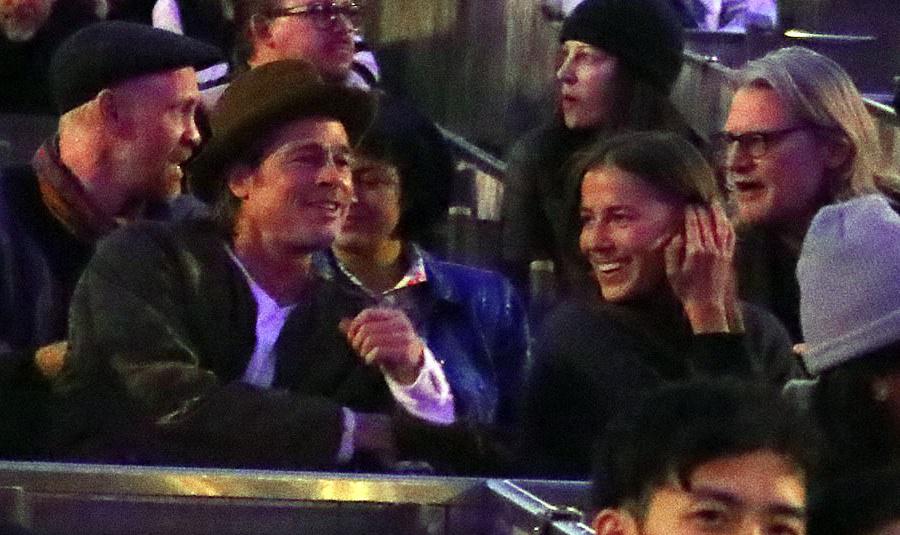 Анджелина Джоли приревновала Брэда Питта к молодой модели