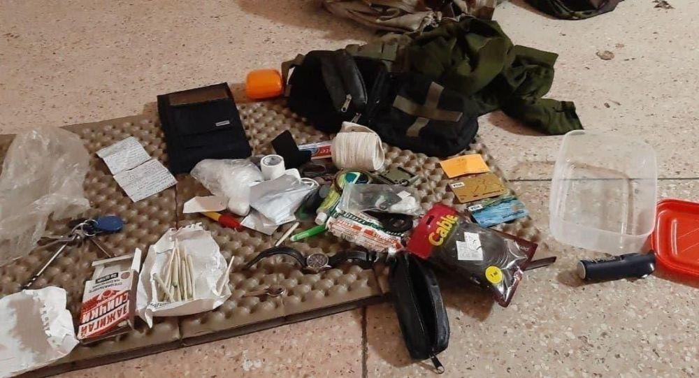 Пограничники задержали четырех анархистов на границе с Украиной