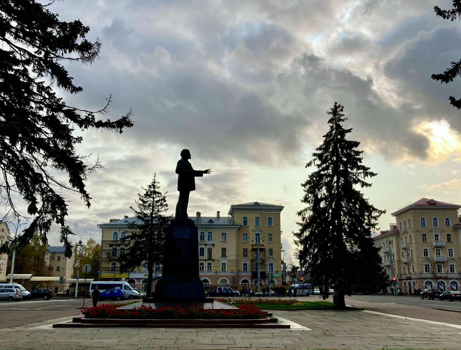 Ультимативный марш в Витебске состоялся