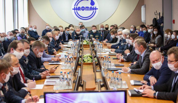 Новый генеральный директор Андрей Сойко обозначил главные векторы работы «Нафтана»
