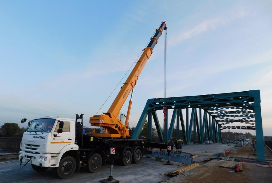 Реконструкция моста через Западную Двинув Полоцке обойдется в 35 млн рублей