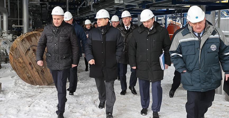 """Комплекс замедленного коксования на """"Нафтане"""" планируют запустить до конца 2021 года"""