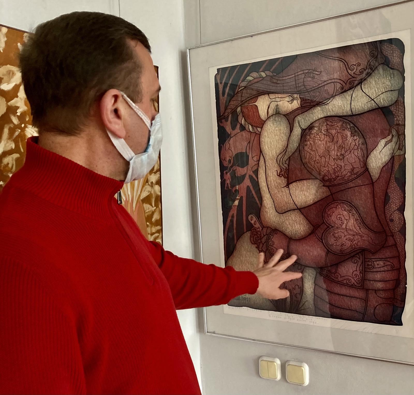 «НЮансы образа»: выставка 16+ в Художественном музее
