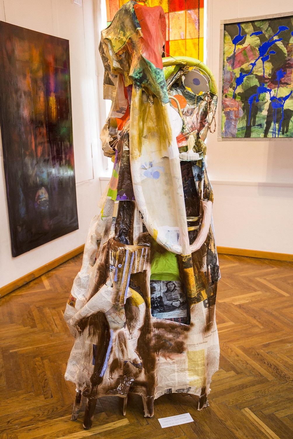 Авторский проект Валентины Ляхович: «Лучёсские экзерсисы» в Арт-центре Марка Шагала