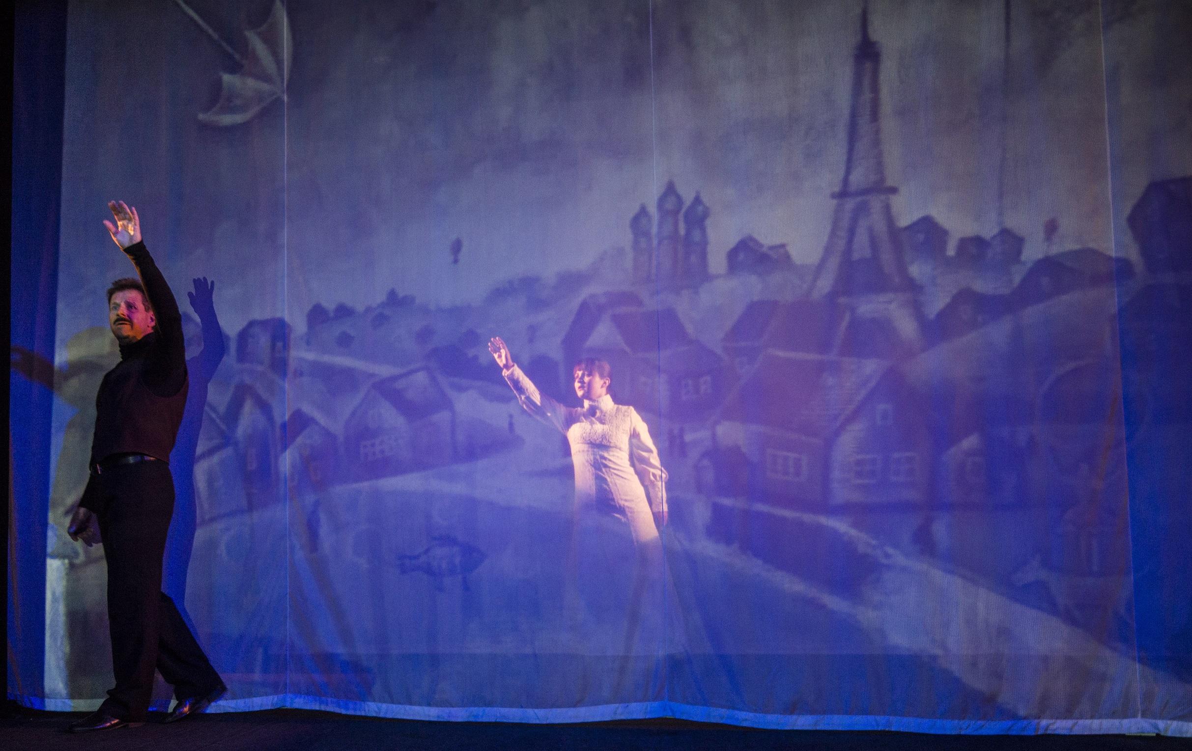 Театр «Лялька»: послевкусие праздника и майская афиша